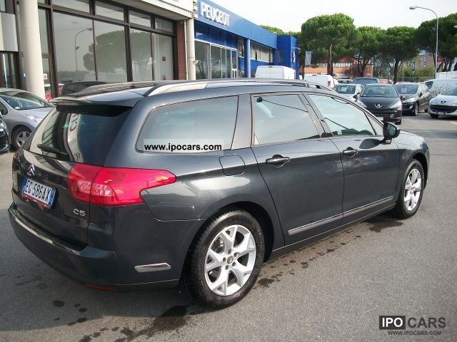 2011 citroen c5 tourer 1 6 hdi 155 seduction car photo