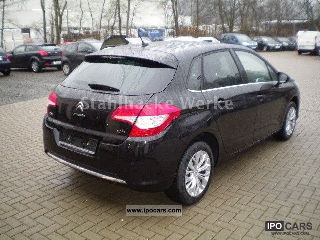 2011 citroen c4 hdi 110 e 6g selection car photo and specs. Black Bedroom Furniture Sets. Home Design Ideas