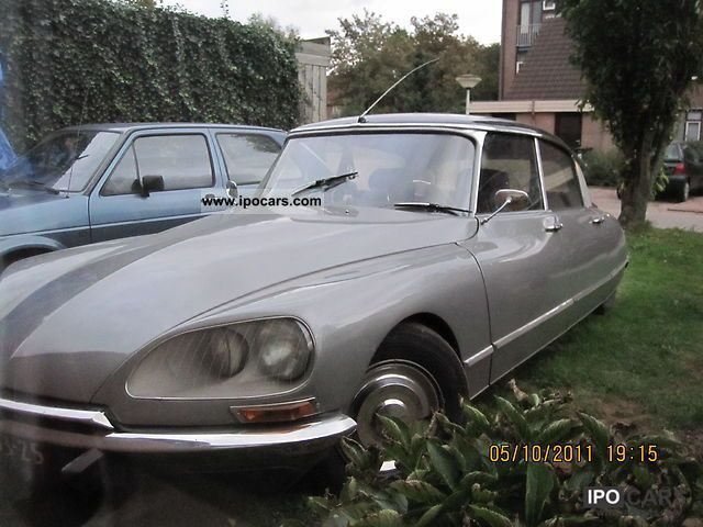 Citroen  1968 Pallas 1968 Vintage, Classic and Old Cars photo