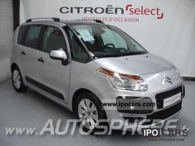 2011 citroen c3 picasso c3 picasso vti 95 collection car photo and specs. Black Bedroom Furniture Sets. Home Design Ideas