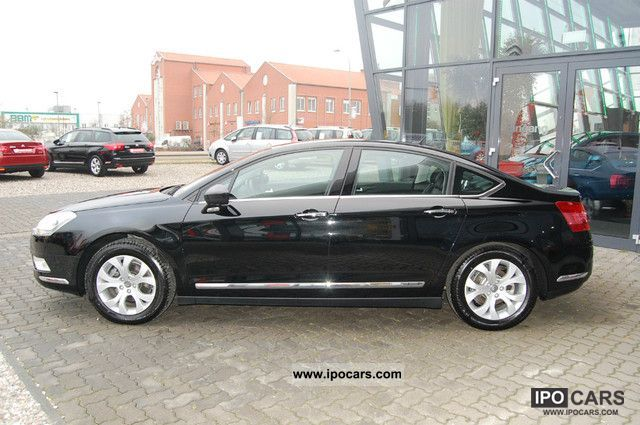 2010 citroen c5 hdi 140 exclusive top equipment car photo and specs. Black Bedroom Furniture Sets. Home Design Ideas