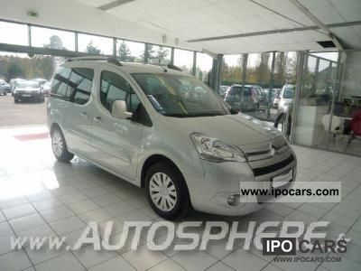 2011 citroen berlingo vp vp berlingo hdi 92 multispac car photo and specs. Black Bedroom Furniture Sets. Home Design Ideas