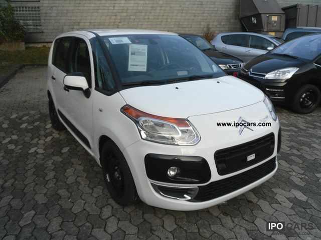 2011 citroen c3 picasso e hdi 90 fap egs6 tendance car photo and specs. Black Bedroom Furniture Sets. Home Design Ideas