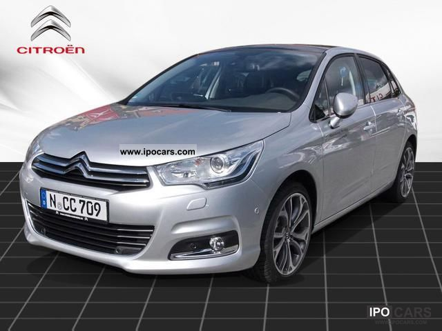 2011 citroen c4 thp egs6 exclusive sitzhzg car photo and specs. Black Bedroom Furniture Sets. Home Design Ideas