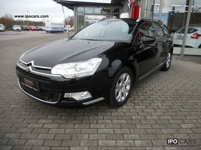 2009 citroen c5 tourer 2 0 16v exclusive car photo and specs. Black Bedroom Furniture Sets. Home Design Ideas