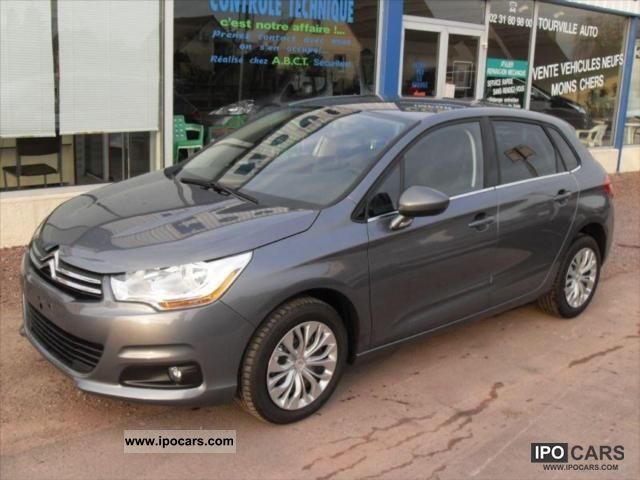 2011 citroen c4 comfort 1 6 hdi 112 fap car photo and specs. Black Bedroom Furniture Sets. Home Design Ideas