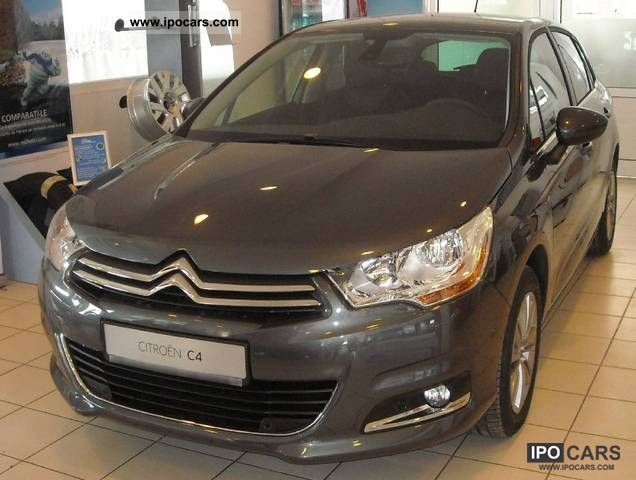 2012 citroen c4 1 6 hdi e neuve 110 cv fap exclusive 17 990 car photo and specs. Black Bedroom Furniture Sets. Home Design Ideas