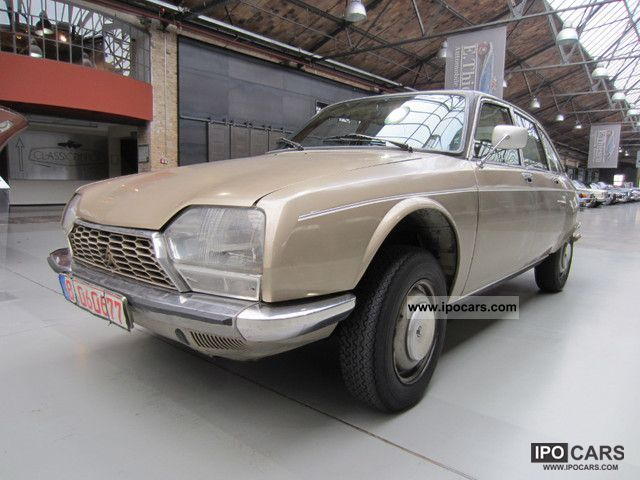 Citroen  GS Birotor 1975 Vintage, Classic and Old Cars photo