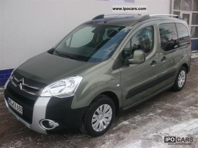 2011 citroen berlingo 1 6 xtr 120 car photo and specs. Black Bedroom Furniture Sets. Home Design Ideas