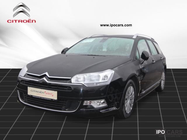 2010 citroen c5 tourer hdi 165 fap confort car photo and specs. Black Bedroom Furniture Sets. Home Design Ideas