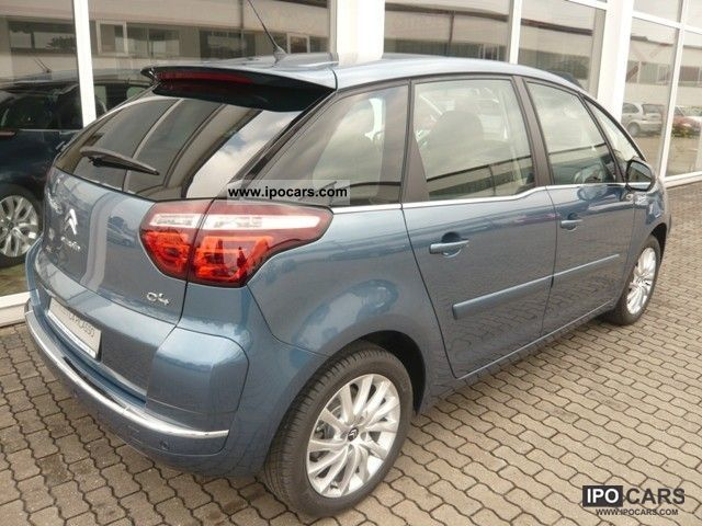 2012 citroen c4 picasso hdi 110 1 6 hdi fap tendance car photo and specs. Black Bedroom Furniture Sets. Home Design Ideas
