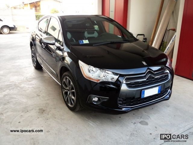 2011 citroen ds4 1 6 e hdi 110 fap air cmp 6 so chic car photo and specs. Black Bedroom Furniture Sets. Home Design Ideas