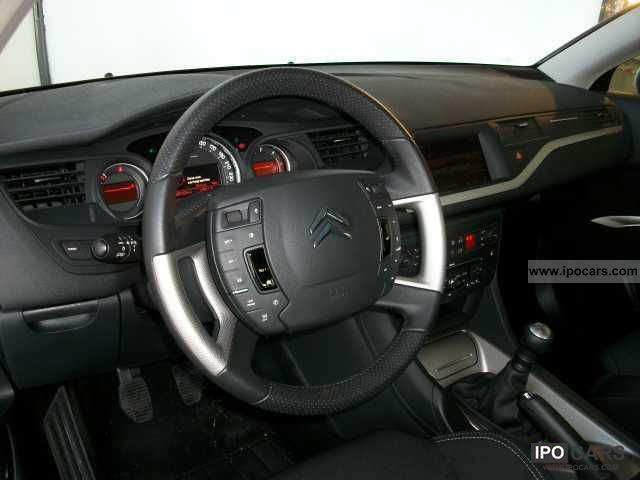 2010 citroen c5 hdi 140 lim tend car photo and specs. Black Bedroom Furniture Sets. Home Design Ideas