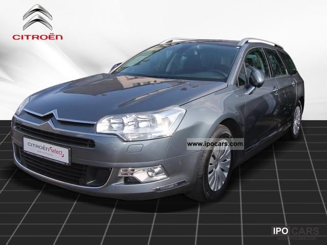 2010 citroen c5 tourer hdi 165 fap auto confort car photo and specs. Black Bedroom Furniture Sets. Home Design Ideas