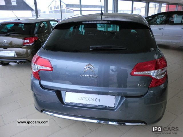 2012 citroen c4 hdi 110 fap exclusive car photo and specs. Black Bedroom Furniture Sets. Home Design Ideas
