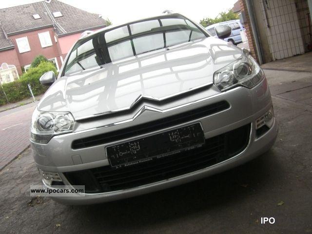 2008 Citroen  C5 Tourer 2.0 16V Exclusive LPG Estate Car Used vehicle photo