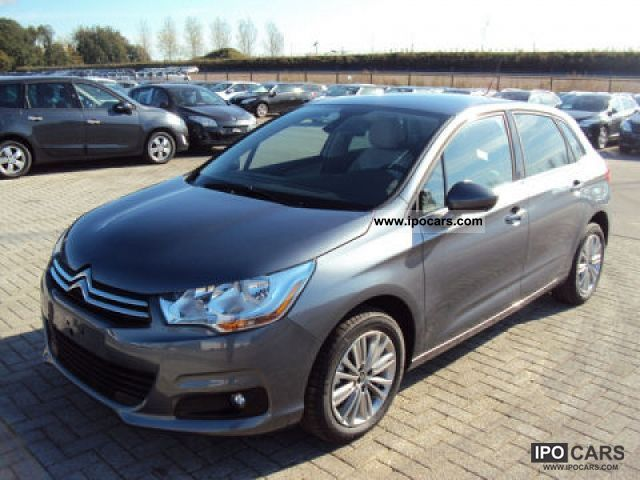 2012 citroen c4 hdi 110 cv nouveau comfort car photo and specs. Black Bedroom Furniture Sets. Home Design Ideas