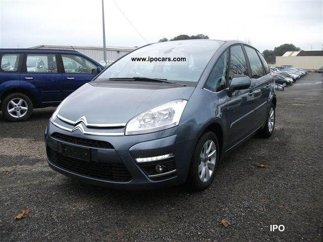 Citroen  C4 Picasso 1.6L HDI COMFORT 110ch Fap 1911 Vintage, Classic and Old Cars photo