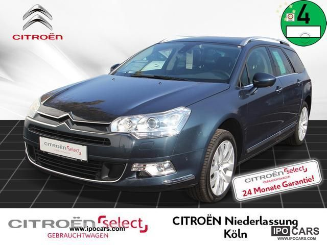 2010 citroen c5 tourer v6 hdi 240 exclusive auto navi car photo and specs. Black Bedroom Furniture Sets. Home Design Ideas