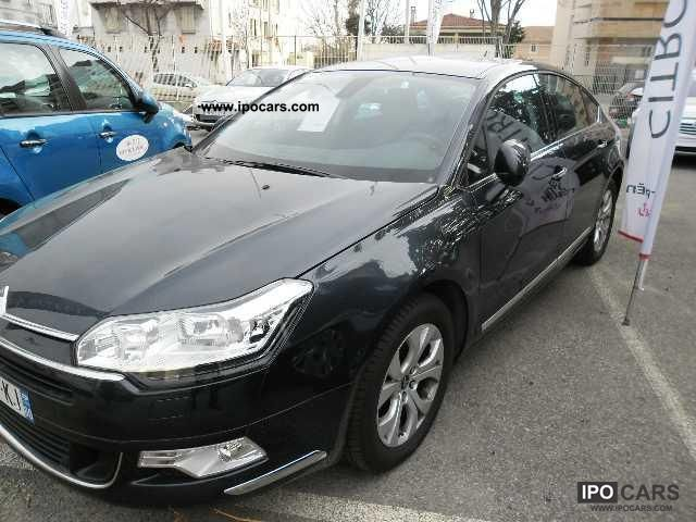 2011 citroen c5 hdi 110 e airdream millennium bmp6 car photo and specs. Black Bedroom Furniture Sets. Home Design Ideas