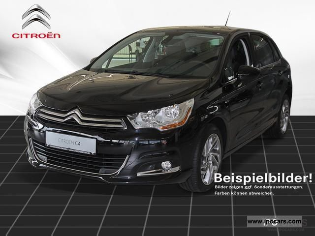2012 citroen c4 hdi 150 exclusive car photo and specs. Black Bedroom Furniture Sets. Home Design Ideas