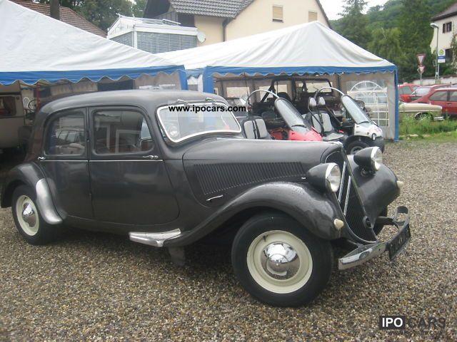 Citroen 11 bl originalzust ungeschw neue 30tkm h perm limousine