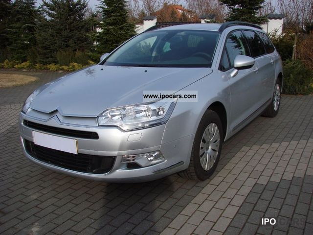 2010 citroen c5 2 0 hdi exclusive car photo and specs. Black Bedroom Furniture Sets. Home Design Ideas