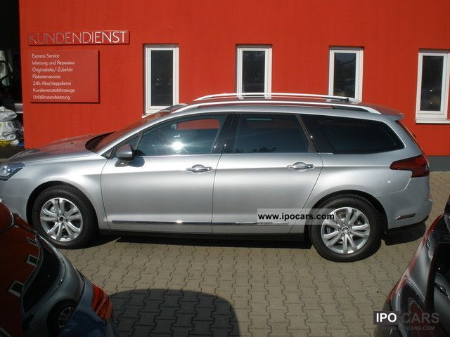 2011 citroen c5 tourer hdi 140 fap selectio car photo and specs. Black Bedroom Furniture Sets. Home Design Ideas
