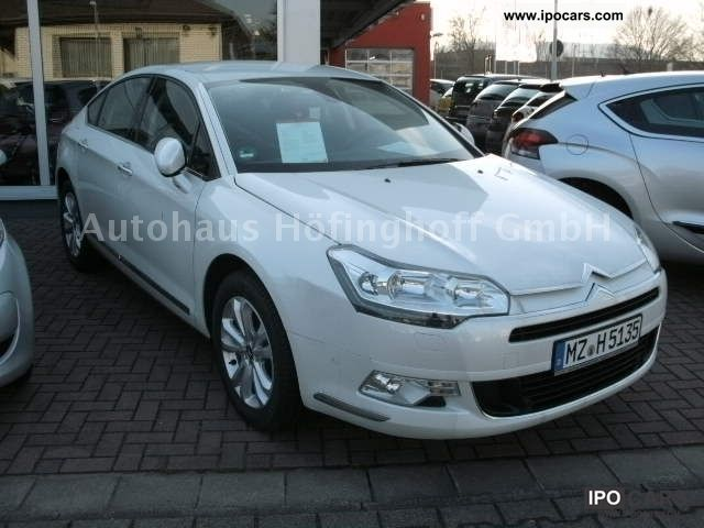 2012 citroen c5 hdi 140 fap selection car photo and specs. Black Bedroom Furniture Sets. Home Design Ideas