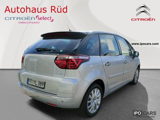 2012 citroen c4 picasso hdi 110 fap exclusive car photo. Black Bedroom Furniture Sets. Home Design Ideas