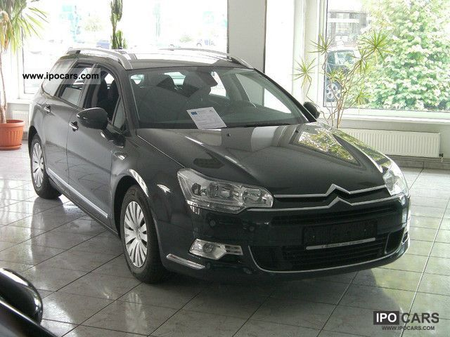 2010 citroen c5 tourer thp 155 confort car photo and specs. Black Bedroom Furniture Sets. Home Design Ideas