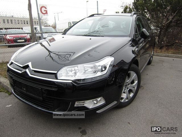 2011 citroen c5 tourer hdi 140 fap seduction car photo and specs. Black Bedroom Furniture Sets. Home Design Ideas