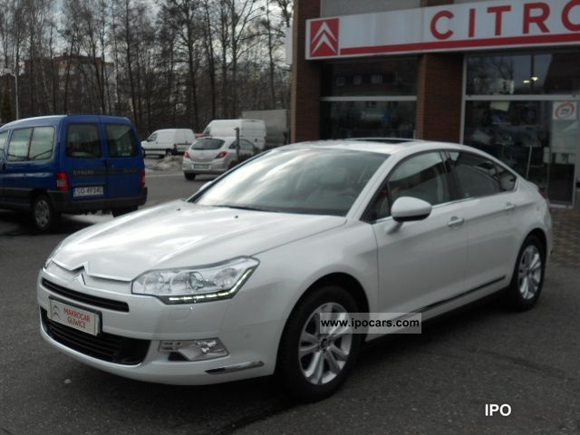 2011 citroen c5 2 0hdi demo dvd navi 163km exclusive car. Black Bedroom Furniture Sets. Home Design Ideas