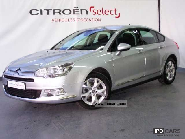 2011 citroen c5 hdi 140 fap millennium car photo and specs. Black Bedroom Furniture Sets. Home Design Ideas