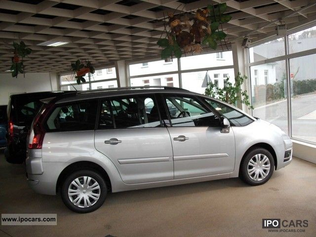 2012 citroen c4 grand picasso hdi 110 7 seater car. Black Bedroom Furniture Sets. Home Design Ideas