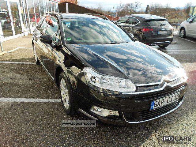 2012 citroen c5 tourer hdi 140 fap tendance car photo and specs. Black Bedroom Furniture Sets. Home Design Ideas