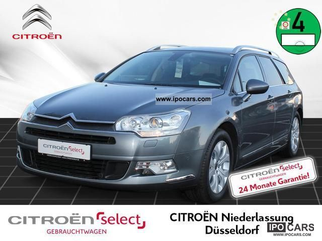 2010 citroen c5 tourer hdi 140 exclusive climate control car photo and specs. Black Bedroom Furniture Sets. Home Design Ideas