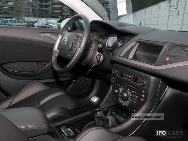 2010 citroen c5 tourer hdi 140 exclusive climate control car photo and specs. Black Bedroom Furniture Sets. Home Design Ideas
