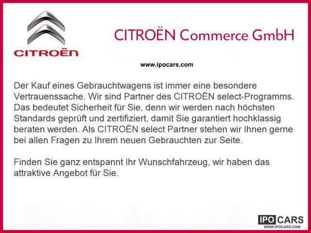 2010 Citroen C5 Tourer HDi 140 Exclusive climate control - Car Photo ...