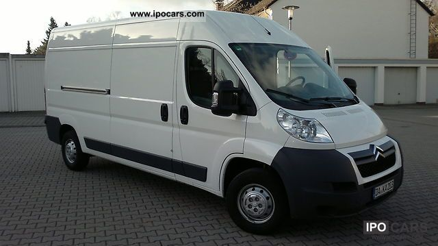 2011 Citroen  Jumper L3H2 Proline 33 Van / Minibus Used vehicle photo