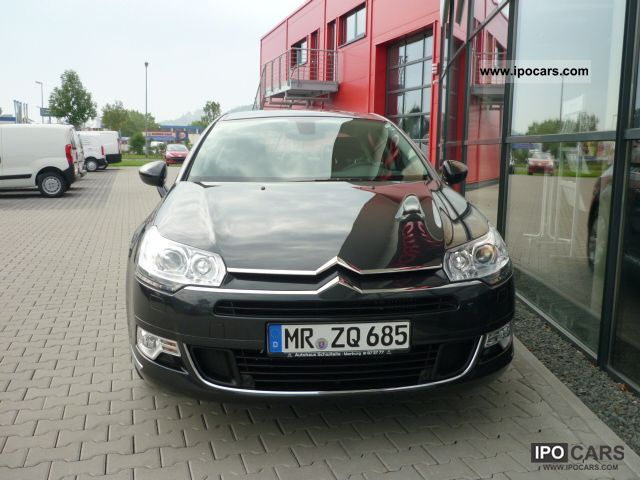 2011 citroen c5 hdi 140 fap exclusive limousine car photo and specs. Black Bedroom Furniture Sets. Home Design Ideas