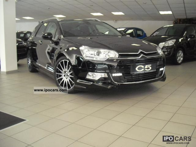 2011 citroen c5 tourer hdi 140 fap exclusive car photo and specs. Black Bedroom Furniture Sets. Home Design Ideas