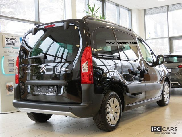2011 citroen berlingo 1 6 hdi 110 xtr fap dpf shz air car photo and specs. Black Bedroom Furniture Sets. Home Design Ideas