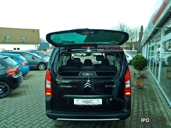 2012 citroen berlingo hdi 110 xtr comfort package car photo and specs. Black Bedroom Furniture Sets. Home Design Ideas