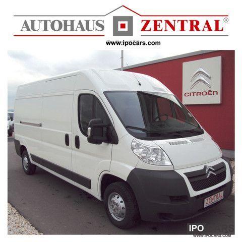 2011 Citroen  Jumper L3H2 HDI 180 33 air conditioning, radio, ESP + ITC etc. Van / Minibus New vehicle photo