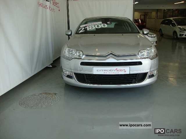 2010 citroen c5 2 0 hdi 140 fap comfort car photo and specs. Black Bedroom Furniture Sets. Home Design Ideas