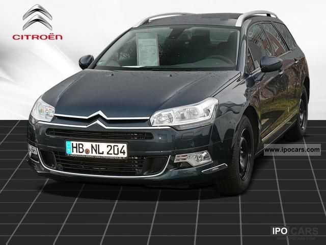 2012 citroen c5 tourer hdi 140 selection pdc navigation car photo and specs. Black Bedroom Furniture Sets. Home Design Ideas
