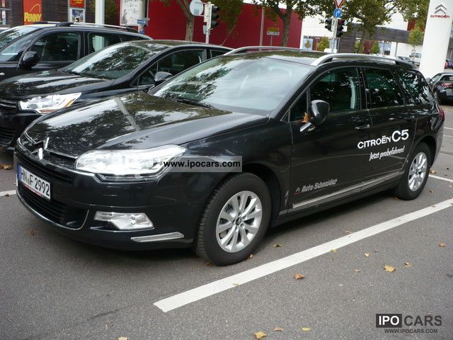 2011 citroen c5 tourer hdi 110 e esg6 sel car photo and specs. Black Bedroom Furniture Sets. Home Design Ideas