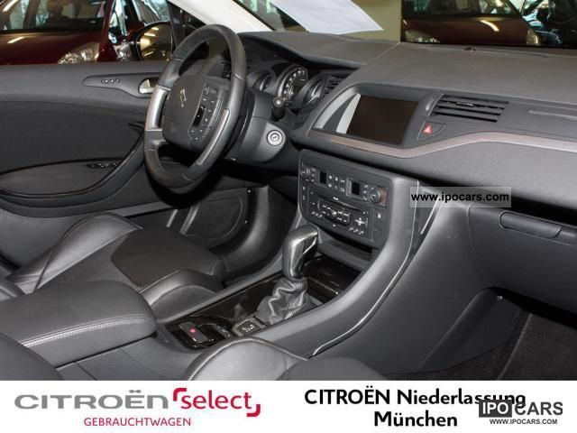 2010 citroen c5 tourer exclusive hdi 165 fap auto car photo and specs. Black Bedroom Furniture Sets. Home Design Ideas