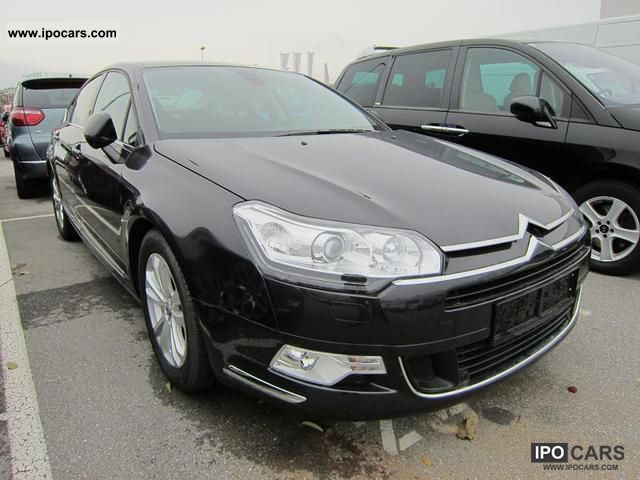 2011 citroen c5 hdi 140 fap exclusive navi xenon car photo and specs. Black Bedroom Furniture Sets. Home Design Ideas